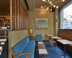 VOXX Coffee - Downtown Seattle - Vandervort ArchitectsVandervort Architects