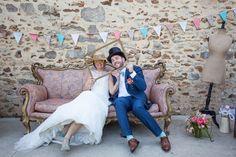 Mariage chic domaine de Malassise Mormant - Photo: Freddy Frémond - La Fiancée du Panda blog Mariage et Lifestyle