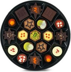 Anyone game for some chocolate roulette Hotel Chocolat style?