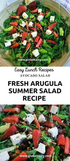 Finally, warmer weather is upon parts of the Northern Hemisphere while the south enjoys the last months of heat. Finding refreshing recipes to keep us cool during the hot summer months is not only a great way to keep us looking and feeling good, but they are also great for adding essential nutrients and vitamins to the body. My healthy and fresh summer salad recipe is a must-try. This easy salad recipe is done in 3 easy steps that even your 7-year-old can do it.