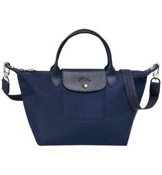30f1f2088abd Longchamp Le Pliage Néo Small Handbag Navy  gifts  giftideas Longchamp 3d