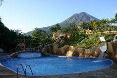 Hotel Los Lagos Spa and Resort in La Fortuna, Province Alajuela Costa Rica. Great Place to spend spring break!