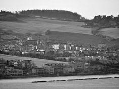 Ancona, Marche, Italy - Quartiere di Collemarino - Particolare- Collina marchigiana- by Gianni Del Bufalo