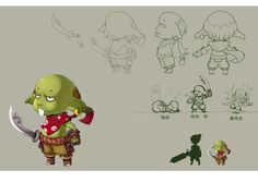 - Goblin - Skywind Heroes - Pet and Monster Artwork. Challenge, Fight and Catch Them Some monster can be capture and some are not #SWH #Faveo #artwork #art #MMORPG #Freeonlinegame #onlinegame #Webgames