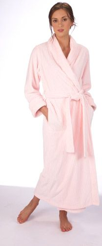 Softies Cloud Fleece 52in Wrap Robe by Paddi Murphy