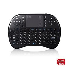 Ewin®2.4GHz ミニ ワイヤレス キーボード 日本語配列 92キー軽量 多機能ボタン タッチパッドを搭載 ... https://www.amazon.co.jp/dp/B00T5HN0EC/ref=cm_sw_r_pi_dp_vtkKxbJ2H8917