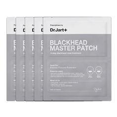 Dr. Jart+ Blackhead Master Patch – 5 Sets, $35.00 #birchbox