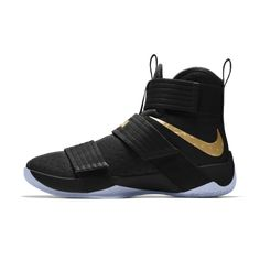 52b825d1aefe Nike Zoom LeBron Soldier 10 iD Men s Basketball Shoe