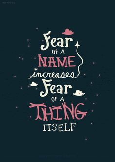 Fear can be fatal