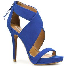 Zara Crossover Sandal found on Polyvore