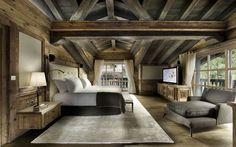 Luxury Ski Chalet, Chalet Edelweiss, Courchevel 1850, France, France