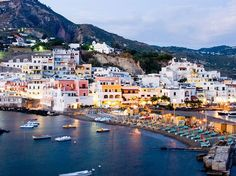 """These """"pretty"""" islands in the Gulf of Naples scored highest for their scenery and atmosphere. Our readers call them """"hidden gems"""" that are """"still very old-style Italian."""" """"Not the glitz and glamor of Capri,"""" says one, """"but many more activities are available."""" """"The hot springs are great,"""" and our readers found """"much better beaches than Capri."""""""
