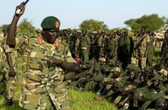 Thursday, December 19, 2013 South Sudan: Powerful military general declares war against the Government General Peter Gatdet Yak. Photo credit: Reuters  Two military sites of the Sudan People's Liberation Army (SPLA) in Jonglei state came under heavy attack early Wednesday morning from forces of General Peter Gatdet Yak.
