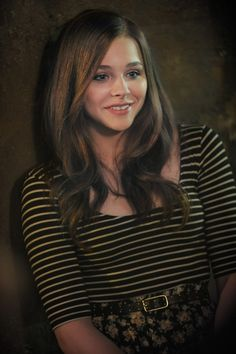 One of my new favorite actors! loved her in If I Stay! hard to believe she is my age! Chloe Moretz / If I Stay