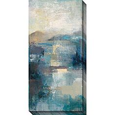Bailey 'Seasonal Tones I' Oversized Canvas Art