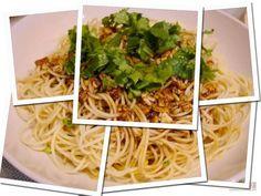 四川凉面 Tasty Dishes, Noodles, Spaghetti, Cooking Recipes, Ethnic Recipes, Food, Noodle, Meal, Cooker Recipes
