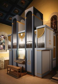 Genf (Genève), Eglise St. Paul – organ index, die freie Orgeldatenbank