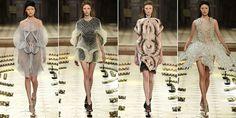 Iris Van Herpen couture fall 2016