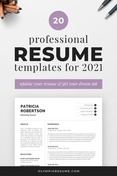 Reviewing your resume is the first assessment an employer does of you, so making a good first impression and attracting the employer's attention is vital. Pick your favorite from more than 20 professional resume templates and present your skills, experience and achievements with a modern, eye-catching and well-structured design that stands out! #resume #resumetemplate #cv #cvtemplate #career #careeradvice #jobsearch Modern Resume Template, Creative Resume Templates, Hard Working Women, Perfect Resume, Thing 1, Cv Design, Resume Tips, Professional Resume, Day Work