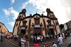Romería de las Marías. Santa María de Guía #GranCanaria