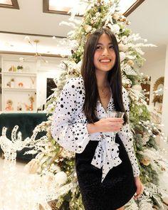 "Gabbi Garcia ♡ on Instagram: ""✨ Hello, 2021! ✨"" Gabbi Garcia, Kimono Top, Instagram, Tops, Women, Fashion, Moda, Fashion Styles, Fashion Illustrations"