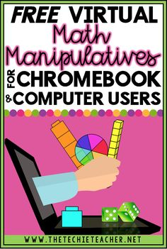 FREE Virtual Math Manipulatives for Chromebook and Computer Users