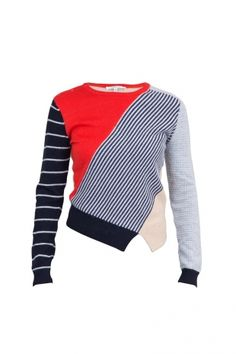 Carven - Multi Knit - Red | Other Brands