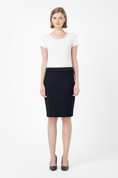 COS | Slim pencil skirt