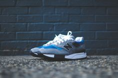 New Balance 998 Authors Pack   Moby Dick
