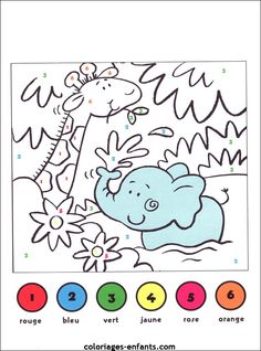 (2015-12) 6 farver, elefant