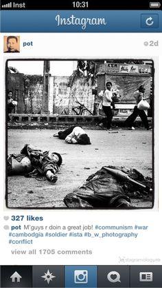 instagram dictator