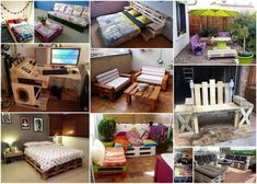 Pallet Furniture Ideas That Will Make You Fall in Love