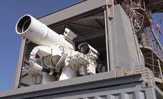 Δοκιμή ναυτικού όπλου λέιζερ στον Περσικό Κόλπο | 7news.gr - Ενημερωτική πύλη με τα τελευταία νέα