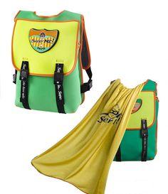 Naturalist Cape Backpack - superhero backpacks for boys - From the outside 38cbf577970b1