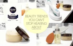 #beautytrends YOU CAN'T STOP HEARING ABOUT via livelearnluxeit.com #beauty #makeup #niveashavebalm #primer