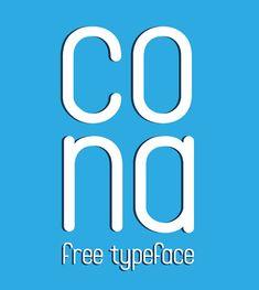 Cona Free Font https