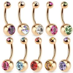Belly Button Rings|Quality Body Jewellery Shop. Buy Belly Rings Online – bellylicious