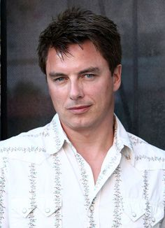 "John Barrowman Photos - Actor John Barrowman poses for a portrait at a book signing for John and Carole Barrowman's new book ""Anything Goes"" at Book Soup on July 23, 2008 in Los Angeles, California. - John Barrowman Portrait Session And Book Signing At Book Soup"