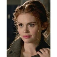 Lydia Martin ~My Favorite Fictional Characters~ ❤ liked on Polyvore featuring holland roden