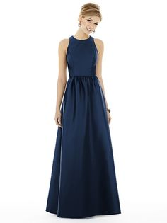 Alfred Sung Style D707 http://www.dessy.com/dresses/bridesmaid/d707/?color=midnight&colorid=47#.VZR_tUZ0eSo