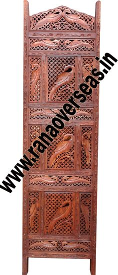 Wooden Partition Screen . For those that appreciate unique style folding screens,our hand carving abstract dividers may be a consideration. Developed from high quality sheesham wood and these partitions stand only in zig zag position.Wooden Partition Screen, Room dividers are often used in commercial offices or homes to seperate rooms or to block light. Wooden room divider screens are very popular