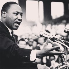 One of the most Elite men in history who relentlessly pursued a dream most thought to be impossible. Think about the obstacles he faced and persistence he showed to accomplish his goals. What's stopping you from being that persistent towards your own goals and in your own life? You can do it. Happy MLK Day!