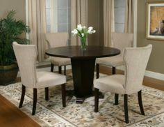 cramco torrence 5 piece dining set by cramco 82800 this item ships common carrier art deco dining set