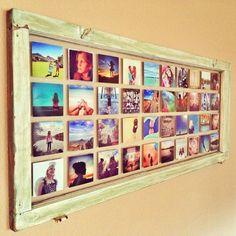 Diy Project Windows (Photo Frame)