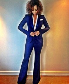 Tailored pants suit!!!!