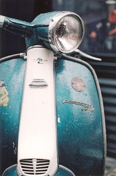 Lambretta by vespamore , via Behance