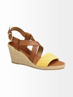 Summer is written all over these heels by Billi Bi Copenhagen.
