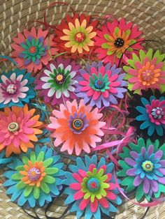 Handmade Accessories, Felt, Flowers, Plants, Felt Flowers, Jewelry Supplies, Flora, Plant, Royal Icing Flowers
