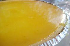 Easy Lemon Curd Filling