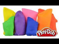Play doh Kinder Surprise eggs Mcstuffins Toys English Peppa pig Disney My little pony Egg #peppa #surprise #minnie #toys #mcstuffins #playdough